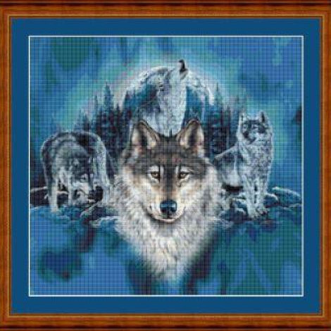 Blue Moon Wolves