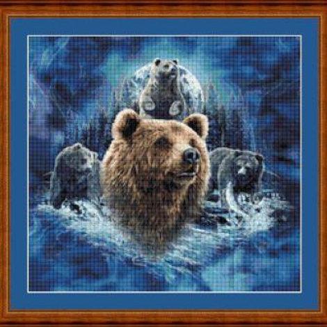 Blue Moon Brown Bears
