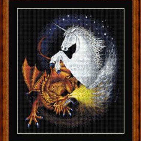 Unicorn v Dragon
