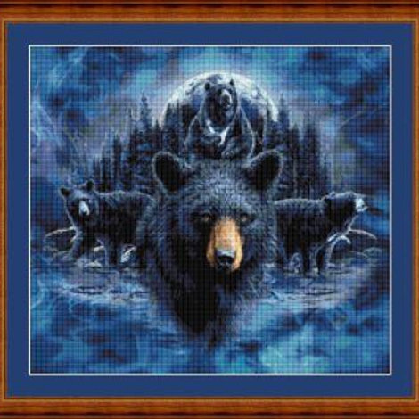 Blue Moon Black Bears