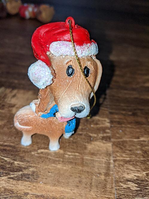 Dog & Cat Christmas Ornaments
