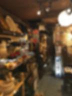 竹細工の専門店