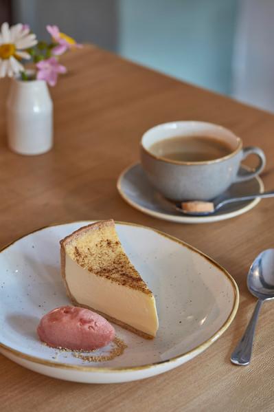 Queens Head Cheese Cake