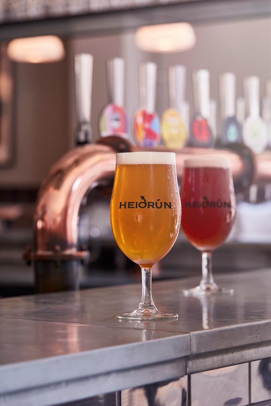 Heidrun craft beer