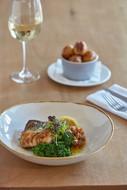 Queens Head contemporary dining