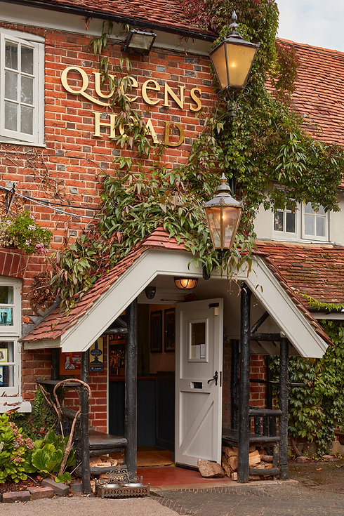 Queens Head Marlows Little Secret