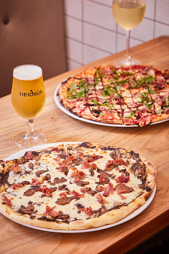 Heidrun Barrel and Stone Pizza