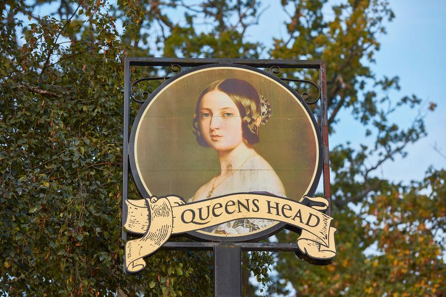Queens Head Marlow's Little Secret