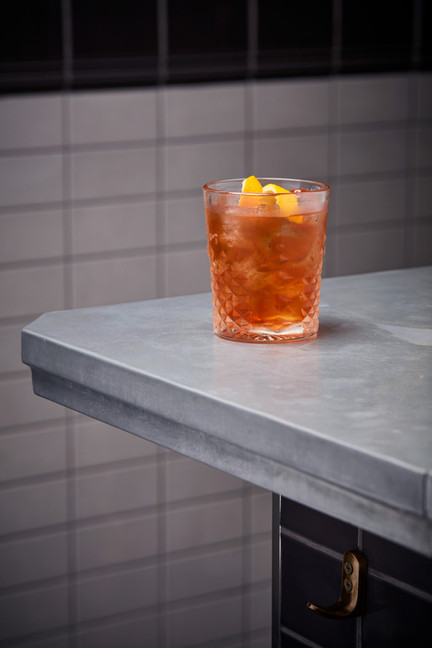 Heidrun Old Fashion Cocktail