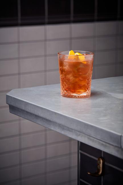Heidrun Old Fashion Cocktail