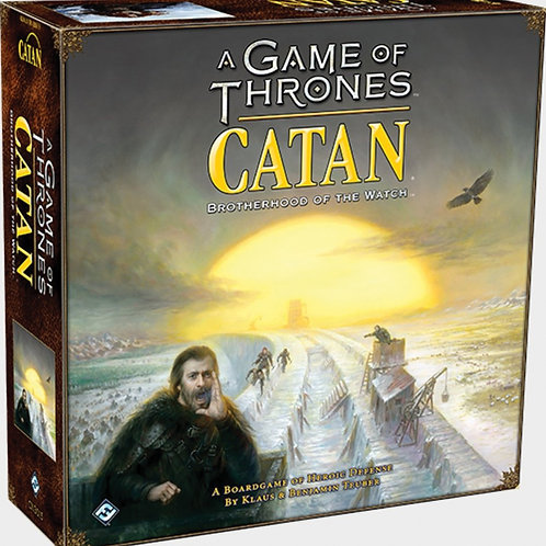 Catan: A Game of Thrones Core Game