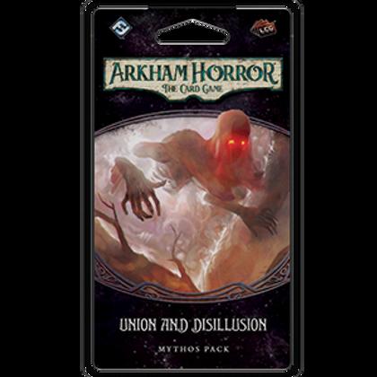 Arkham Horror LCG: Union and Disillusion