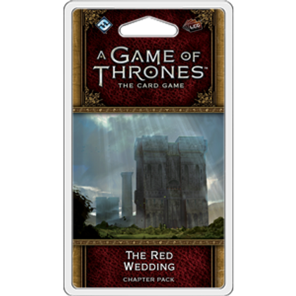 Game of Thrones 2nd Edition LCG: The Red Wedding