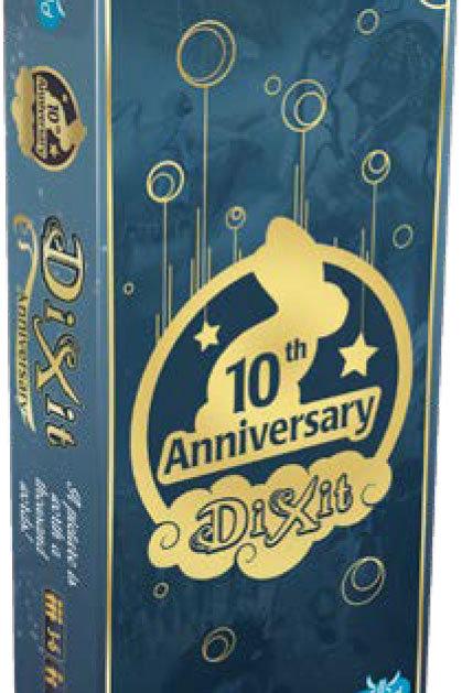 Dixit: Anniversary