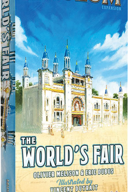 Museum: The World Fair Expansion