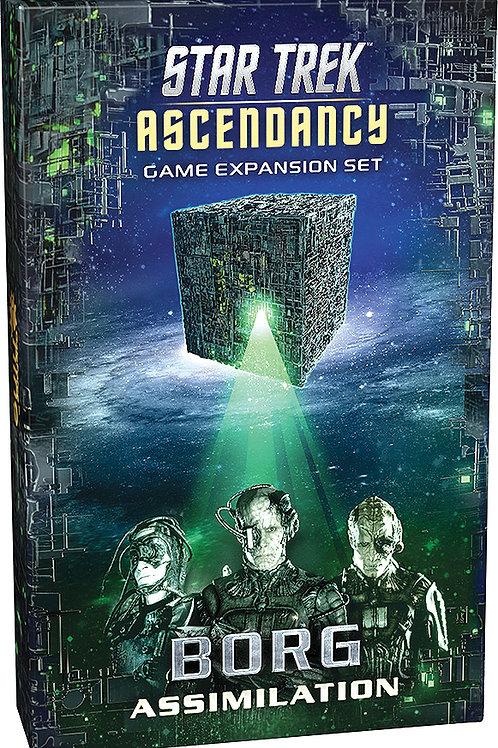 Star Trek Ascendancy: Borg Assimilation Expansion Set