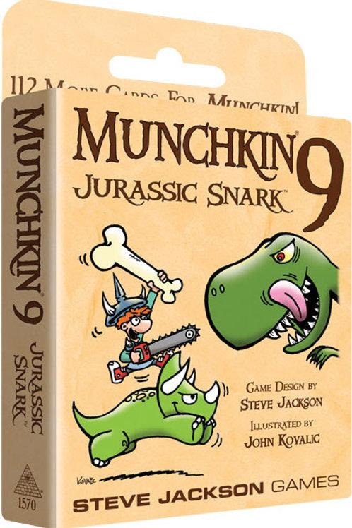 Munchkin: Munchkin 9 - Jurassic Snark