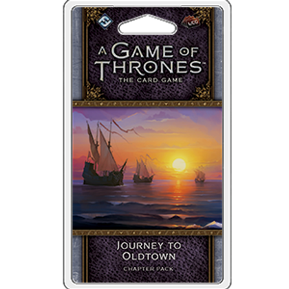 Game of Thrones 2nd Edition LCG: Journey to Oldtown