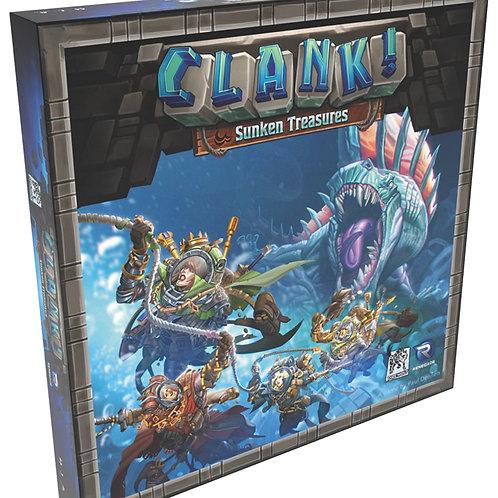 Clank!: Sunken Treasures Expansion