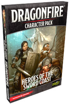 Dungeons and Dragons: Dragonfire DBG - Character Expansion Pack 1 - Heroes of th