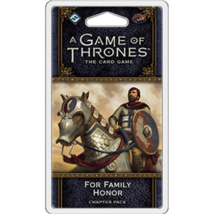 Game of Thrones 2nd Edition LCG: For Family Honor