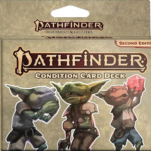 Pathfinder RPG Condition Card Deck (P2)