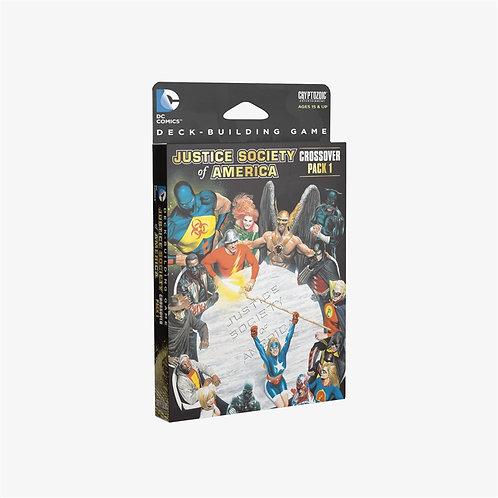 DC Deck-Building Game Crossover pack #1: JSA