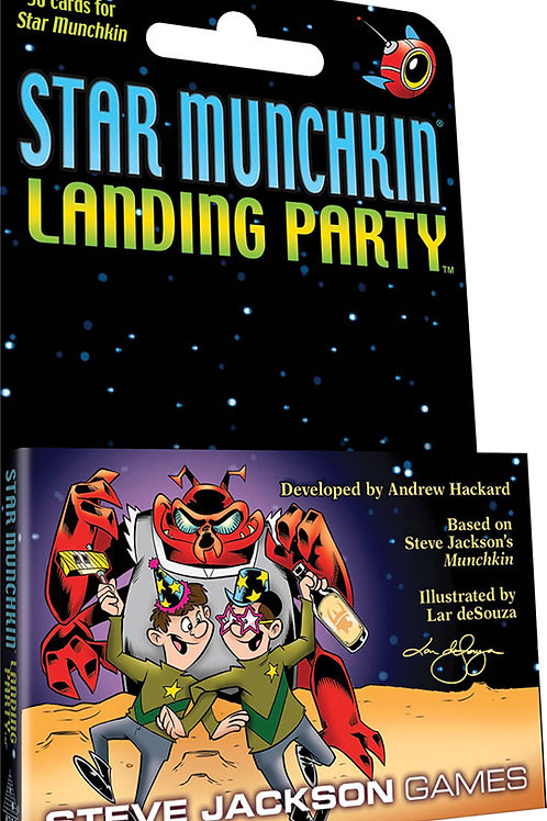 Munchkin Star Munchkin - Landing Party