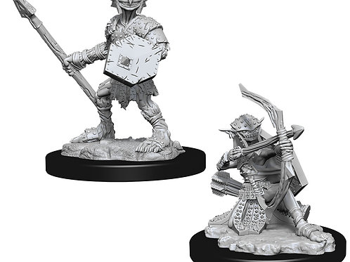 Pathfinder Deep Cuts Unpainted Miniatures: W11 Hobgoblin