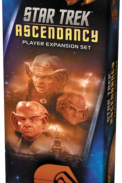Star Trek Ascendancy: Ferengi Alliance Player Expansion Set