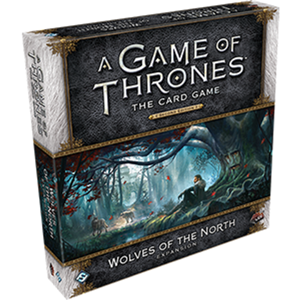 Game of Thrones 2nd Edition LCG: Wolves of the North
