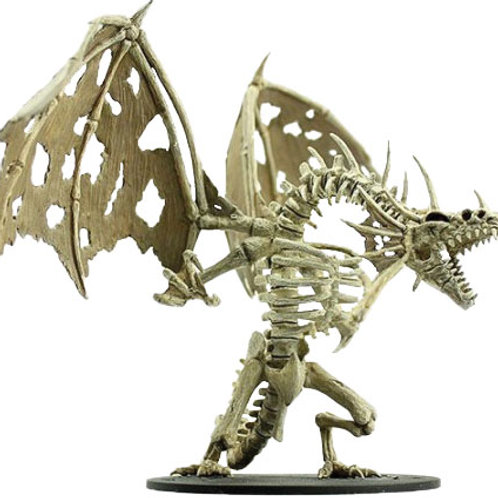 Pathfinder Deep Cuts Unpainted Miniatures: W11 Gargantuan Skeletal Dragon