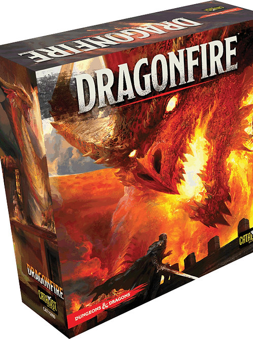 Dungeons and Dragons: Dragonfire DBG - Core Set