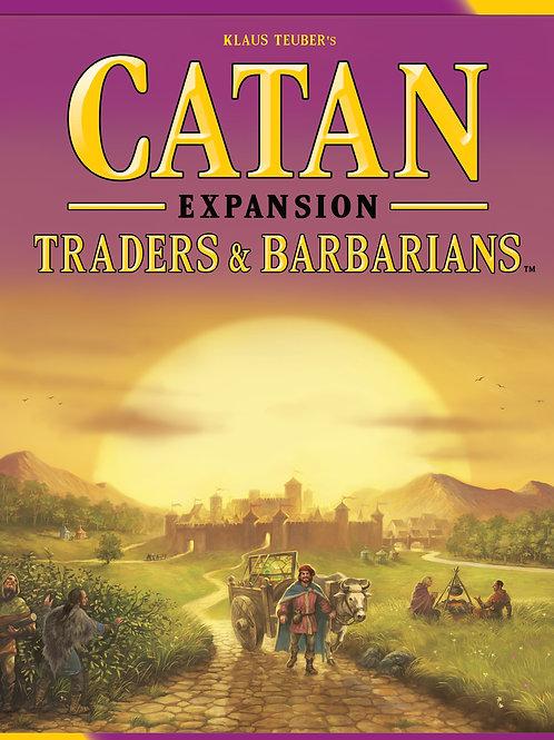 Catan: Traders and Barbarians Expansion