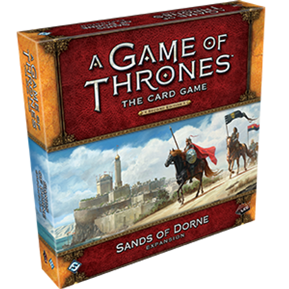 Game of Thrones 2nd Edition LCG: Sands of Dorne
