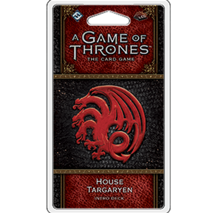 Game of Thrones 2nd Edition LCG: House Targaryen Intro Deck