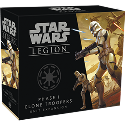 Star Wars Legion: Phase I Clone Troopers Unit