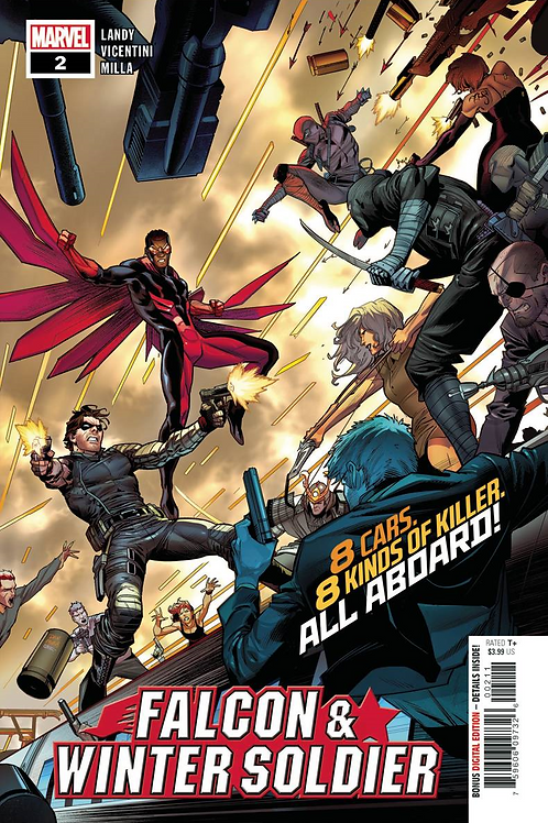 FALCON & WINTER SOLDIER #2 (OF 5)