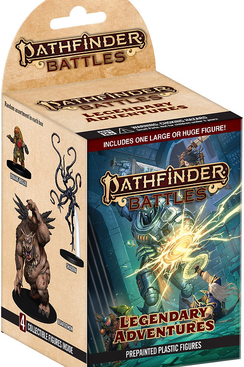 Pathfinder Battles: Legendary Adventures Booster
