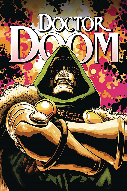 DOCTOR DOOM TP VOL 01 POTTERSVILLE