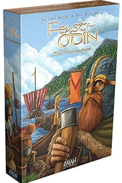 A Feast for Odin, The Norwegians