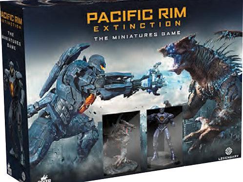 Pacific Rim: Extinction Miniatures Game Starter Set