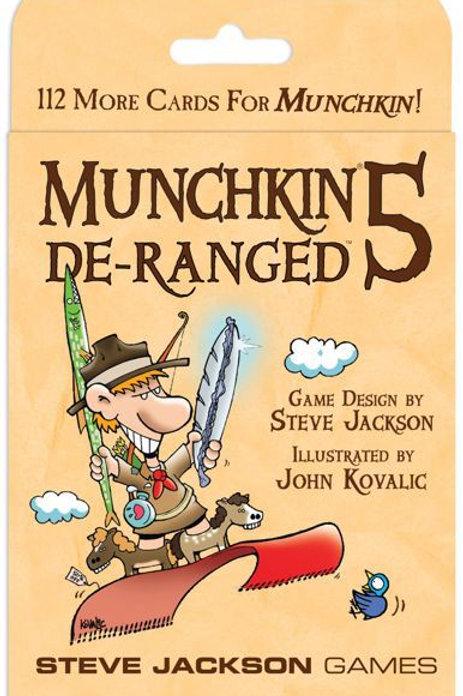 Munchkin: Munchkin 5 - De-ranged