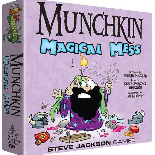 Munchkin Munchkin Magical Mess