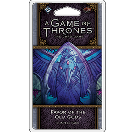 Game of Thrones 2nd Edition LCG: Favor of the Old Gods