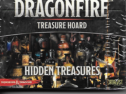 Dungeons and Dragons: Dragonfire DBG - Magic Items Deck 1 - Wondrous Treasures