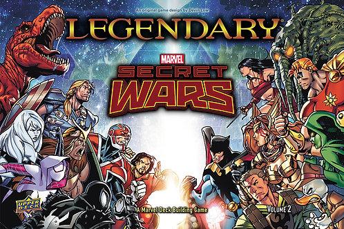 Legendary DBG: Marvel - Secret Wars Volume 2 Expansion