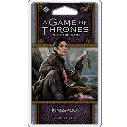 Game of Thrones 2nd Edition LCG: Kingsmoot