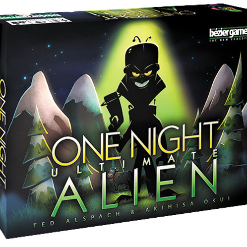 One Night: Ultimate Alien