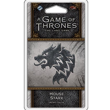 Game of Thrones 2nd Edition LCG: House Stark Intro Deck